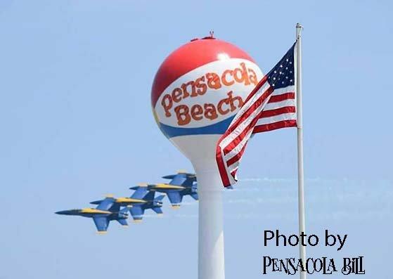 Pensacola Florida Naval Air Station Guide, Blue Angels