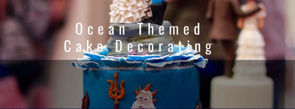Ocean-Themed Cake Decorating Guide