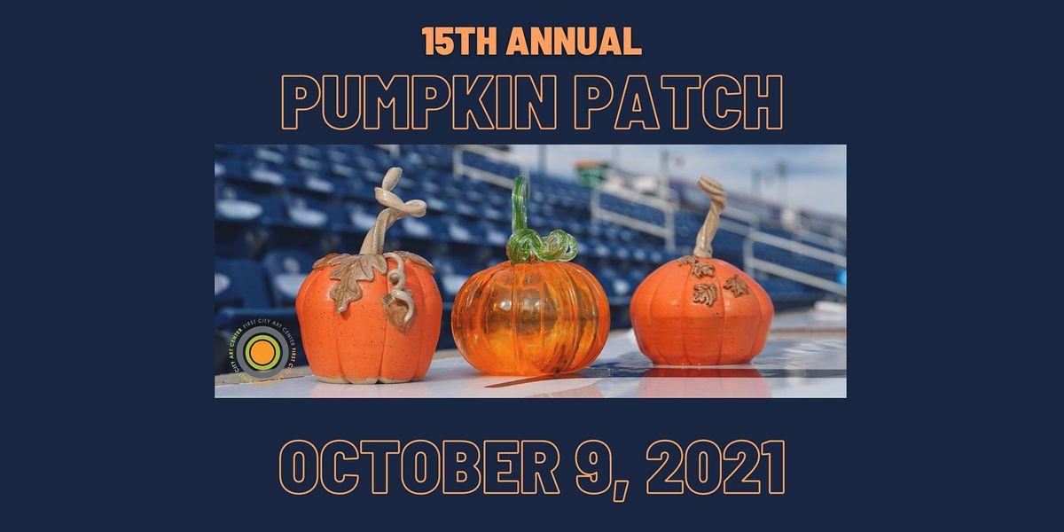 15th annual pumpkin patch